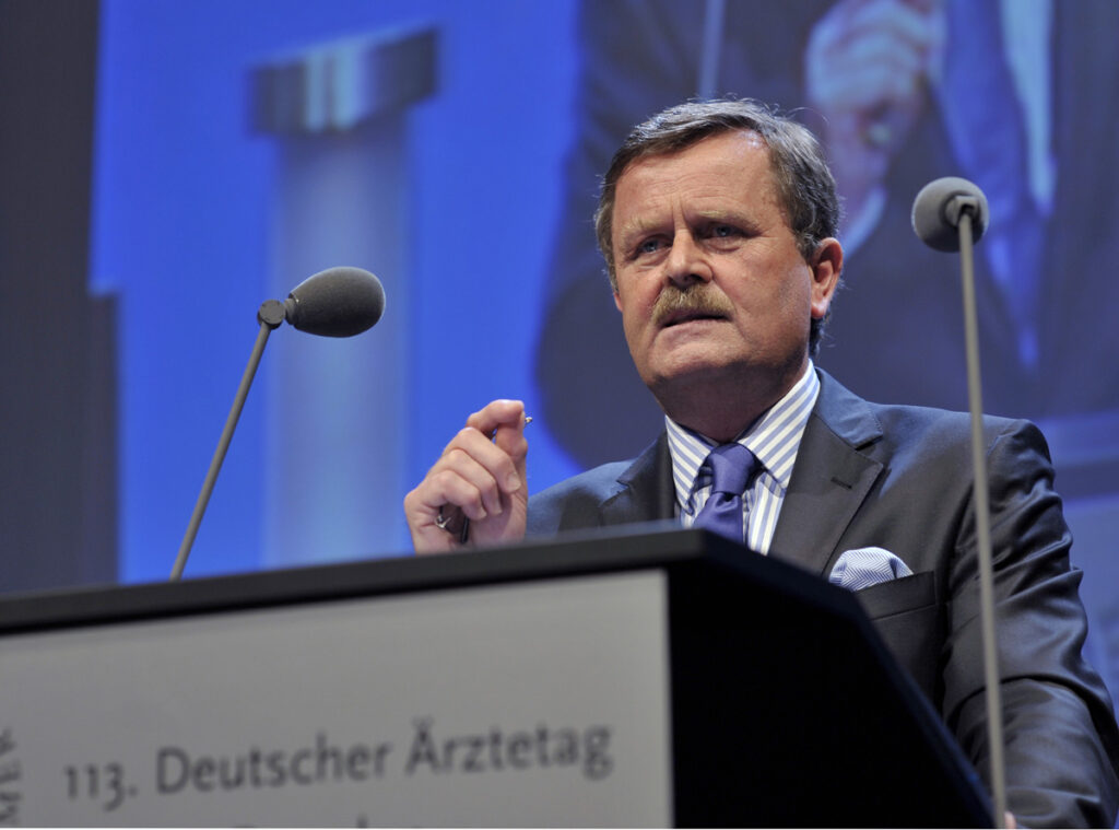 Prof. Dr. Frank Ulrich Montgomery